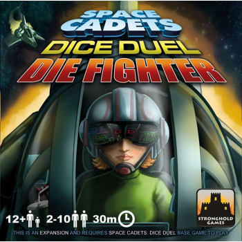 Space Cadets: Dice Duel Die Fighter Expansion