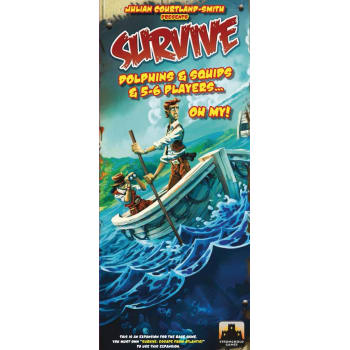 Survive: Dolphins, Squids, and 5/6 Player Expansion