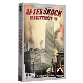 Aftershock: District 6 Expansion