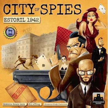 City of Spies: Estoril 1942 (Ding & Dent)
