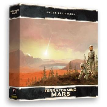 Terraforming Mars: Small Box - 3D Tiles Storage Box