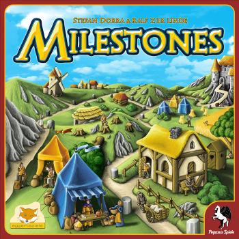 Milestones Board Game