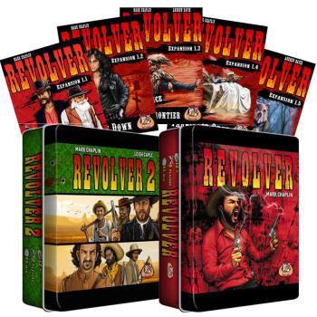Revolver Complete Bundle