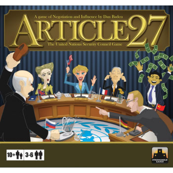 Article 27: The United Nations Security Council Game