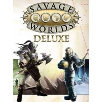 Savage worlds deluxe edition (hardcover) | #1862564608.