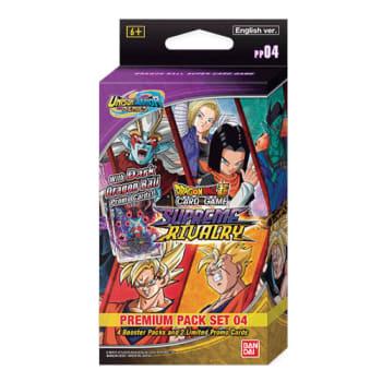 Dragon Ball Super TCG - Supreme Rivalry - Premium Pack