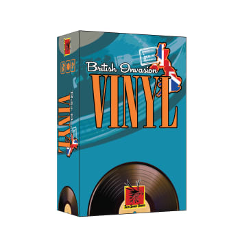 Vinyl: British Invasion Expansion