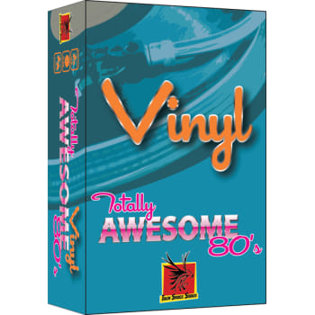 Vinyl: Totally Awesome 80s Expansion
