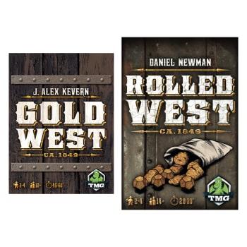 Gold West / Rolled West Bundle