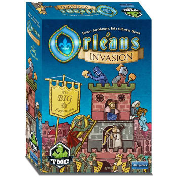 Orleans: Invasion Expansion