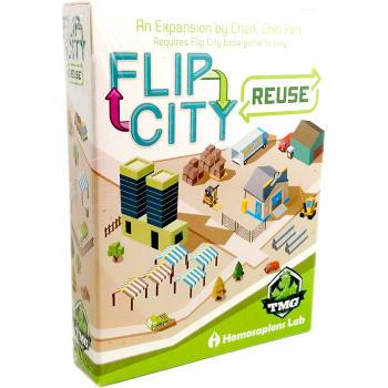 Flip City: Reuse Expansion