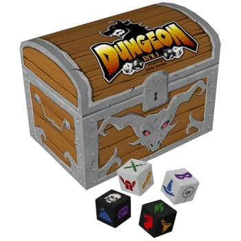 Dungeon Roll Game