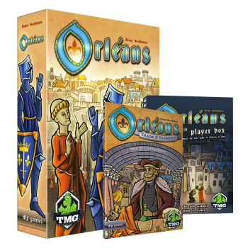 Orleans Bundle (+5th +Trade & Intrigue)
