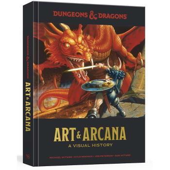 Dungeons & Dragons: Art and Arcana