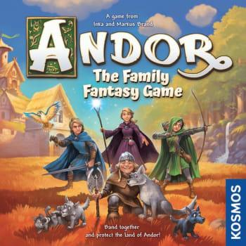 Andor: The Family Fantasy Game