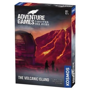 Adventure Games: The Volcanic Island
