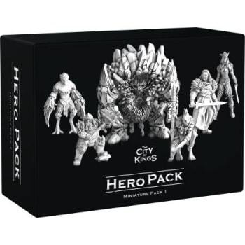 The City of Kings Hero Pack