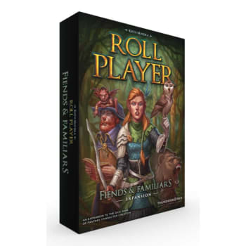 Roll Player: Fiends & Familiars Expansion