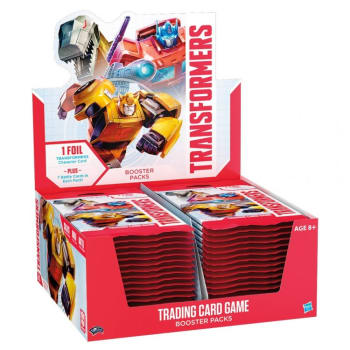 Transformers TCG: Season 1 - Booster Box (1)