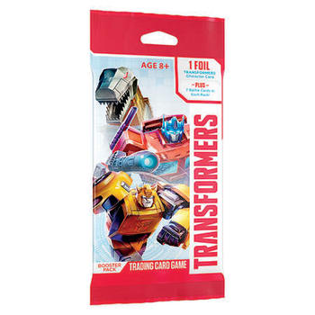 Transformers TCG: Season 1 - Booster Pack