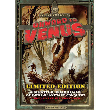 Onward to Venus Limited Edition