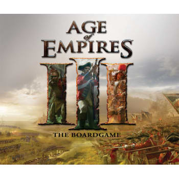 Age of Empires III 2nd Edition Board Game
