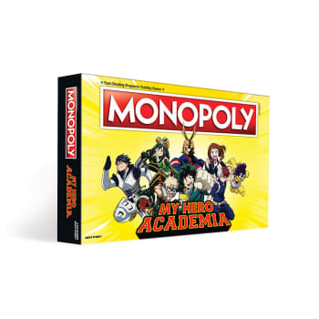 Monopoly: My Hero Academia