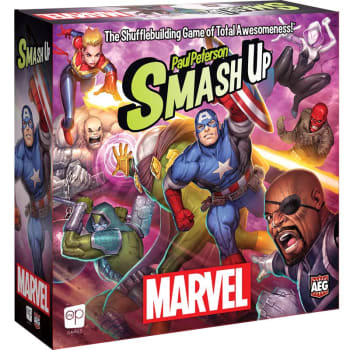 Smash Up: Marvel