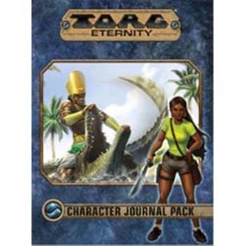 Torg Eternity: Character Journal Pack