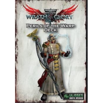 Warhammer 40,000: Wrath and Glory RPG - Perils of the Warp Deck