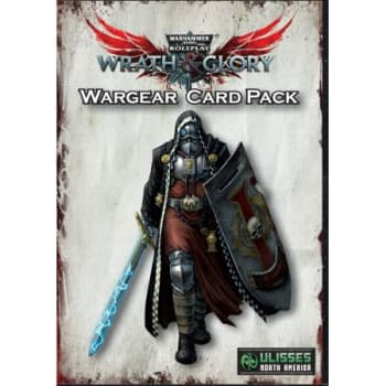 Warhammer 40,000: Wrath and Glory RPG - Wargear Card Pack