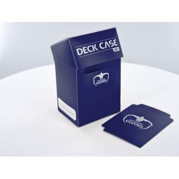Ultimate Guard - Deck Box - Standard 80+ Blue