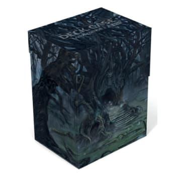 Deck Case 80 Standard Size Lands Edition II Ultimate Guard