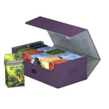 Ultimate Guard - Deck Box - Arkhive XenoSkin Standard 800+ Purple