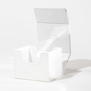 Deck Case 100+ Sidewinder Monocolor - White