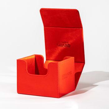 Deck Case 100+ Sidewinder Monocolor - Red