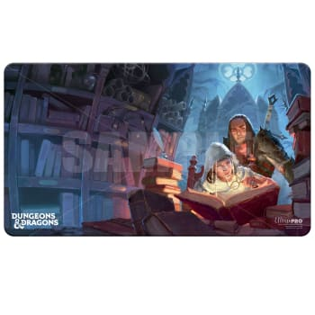 UltraPro Play Mat - Dungeons & Dragons - Cover Series - Candlekeep Mysteries