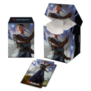 PRO 100+ Deck Box - Magic - Kaldheim - Planeswalker V3