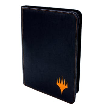 UltraPro 9 Pocket PRO-Binder - Magic - Zippered - Mythic Edition