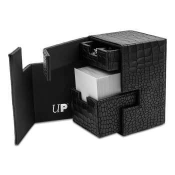 M2 100+ Deck Box - Ultra Pro - Shattered Obsidian