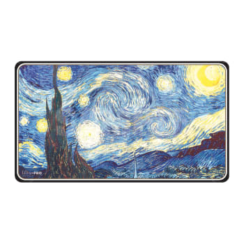 UltraPro Play Mat -  Fine Art - Starry Night