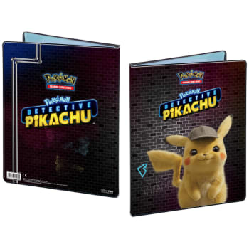 UltraPro 9 Pocket Portfolio - Pokemon: Detective Pikachu - Pikachu