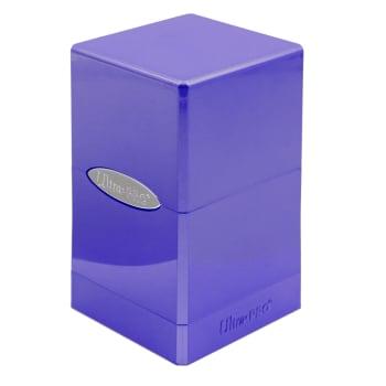 Deck Box - Ultra Pro - Satin Tower - Hi-Gloss - Amethyst