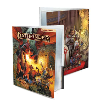 Pathfinder 2nd Edition: Character Folio