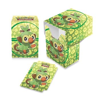 Deck Box - Pokemon Sword and Shield - Grookey