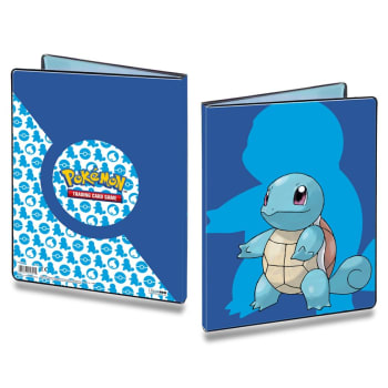 UltraPro 9 Pocket Portfolio - Pokemon - Squirtle