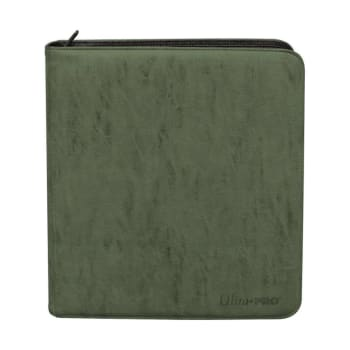 UltraPro Suede Collection - Deck Builder's Play Set PRO-Binder - Emerald