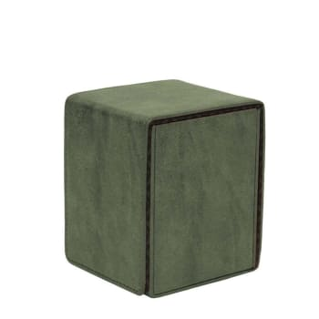 UltraPro Suede Collection - Alcove Tower Flip Box - Emerald