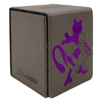 Deck Box - Pokemon Mewtwo Alcove Flip Box