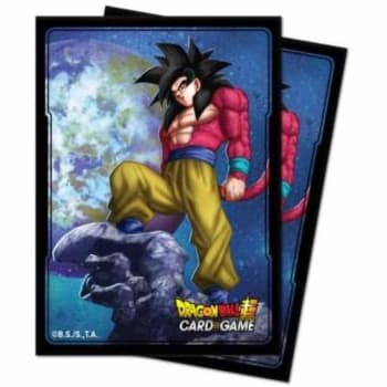 UltraPro Deck Protector - Dragon Ball Super - SS4 Son Goku (100)